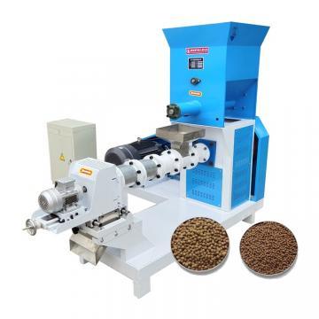 Dry Type Myanmar Price Floating Fish Feed Pellet Mill Making Machine