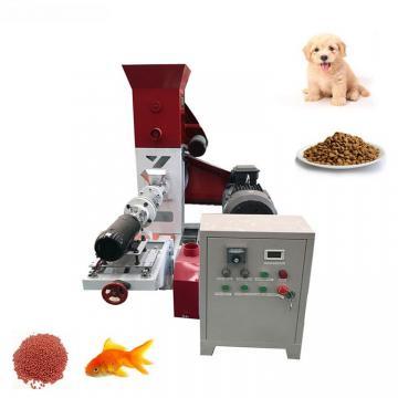 Steam Heated T Aqua Feed Fish Food Floating Feed dog cat pet food shrimp feed double Twin Screw Extruder
