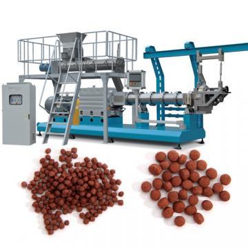 Floating Fish Feed Food Pellet Making Extruder Machine (WSP)