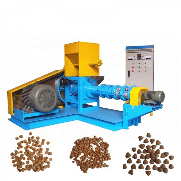 Fish Feed Pellet Machine Price Floating Processing Machinery