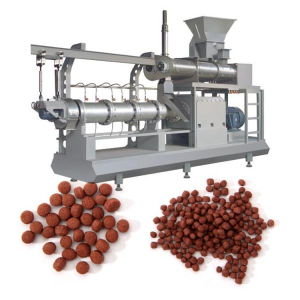 South America hot selling floating fish feed extruder