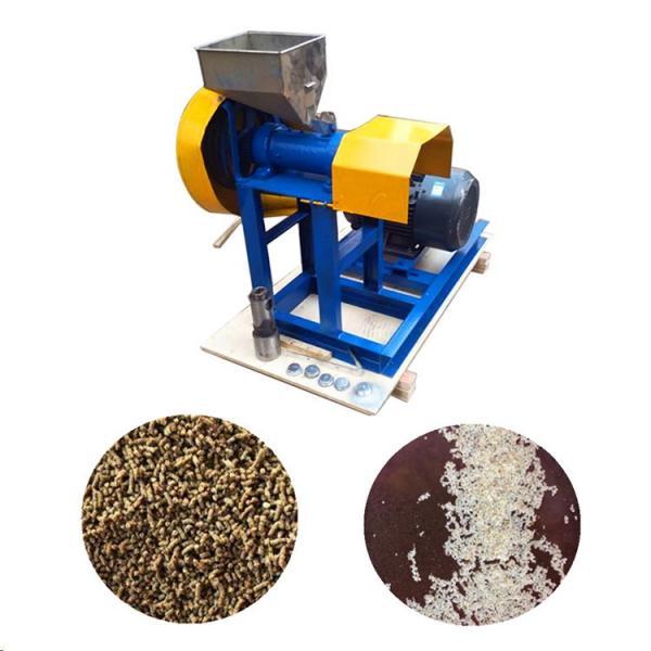 Dayi Floating Fish Feed Pellet Extruder Production Line Making Machine