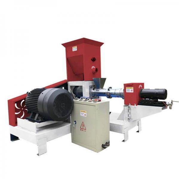 Fish Feed Pellet Machine Floating Fish Food Extruder Machine Price