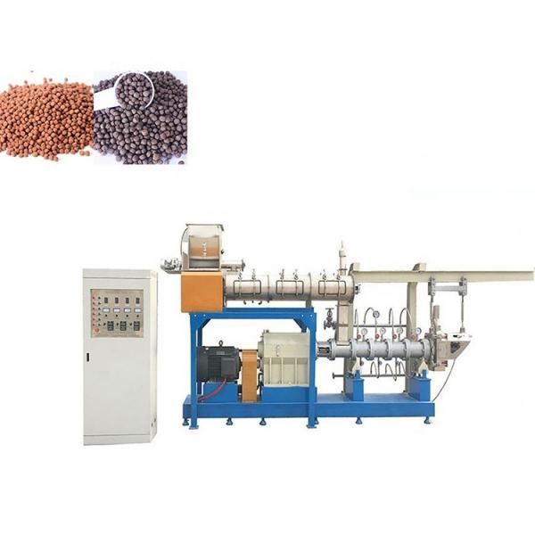 High Capacity Dry Dog Food Extruder Plant Fish Feed Processing Machine Floating Fish Food Machine