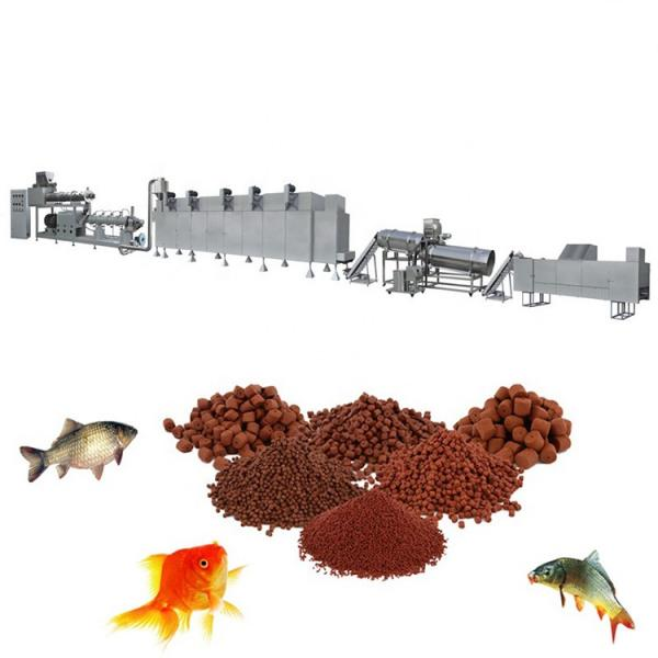 Fish Feed Extruder Fish Food Making Machine