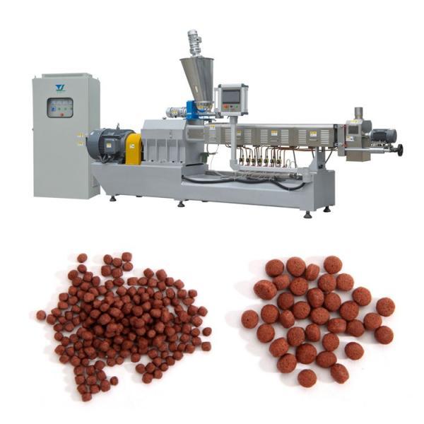 Fish Feed Pellet Extruder Machine Pelletizer