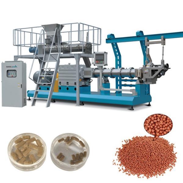 Dry Sinking Fish Dog Pet Feed Pellet Processing Making Machine