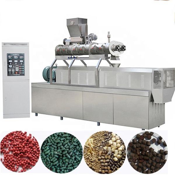 Fish Food Extruder Fish Feed Processing Machine