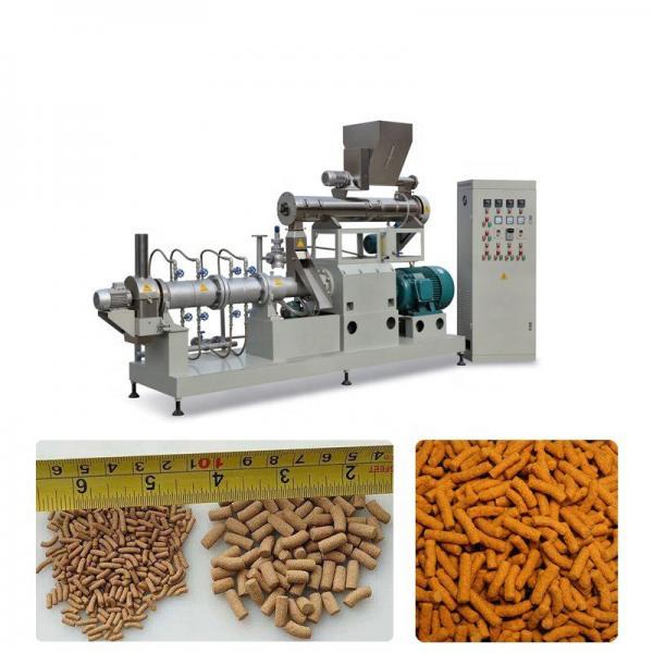 Pet Food Making Extruder Floating Fish Feed Pellet Machine