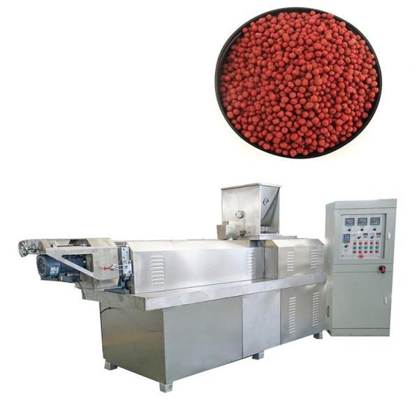 Industrial Dog Cat Fish Pet Food Making Equipment Fishing Float Manufacturer Pet Food Making Machine