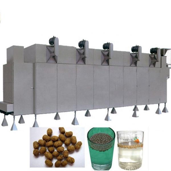 China Manufacturer Pet Dog Cat Monkey Fox Bird Tilapia Floating Fish Feed Pellet Production Machine