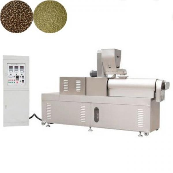 Animal Feed Pellet Machine / Automatic Fish Feed Making Machines